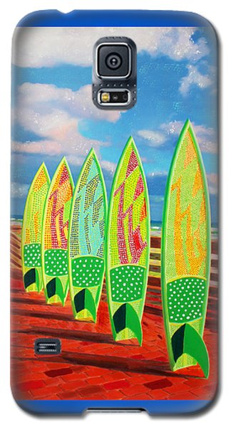 Surfs Up Galaxy S5 Case