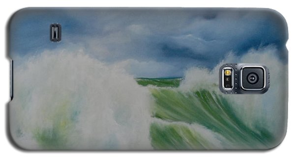 Surfs Up Galaxy S5 Case by Neil Kinsey Fagan
