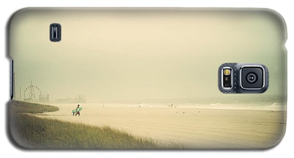 Surf's Up Seaside Park New Jersey Galaxy S5 Case