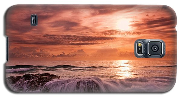 Surging Tide Galaxy S5 Case