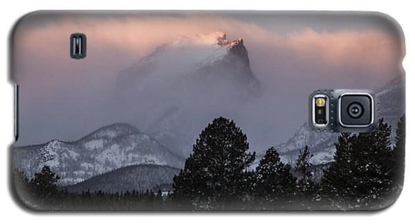 Surmounting The Dawn Galaxy S5 Case by Morris  McClung