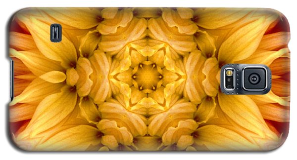 Surreal Flower No.4 Galaxy S5 Case