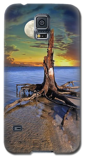 Surreal Galaxy S5 Case by Renee Hardison