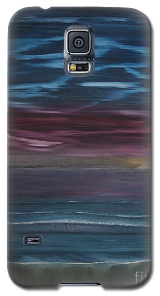 Surreal Sunset Galaxy S5 Case by Ian Donley