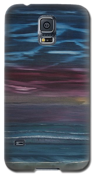 Surreal Sunset Galaxy S5 Case