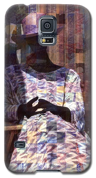 surreal urban mannequin - Incognito Galaxy S5 Case
