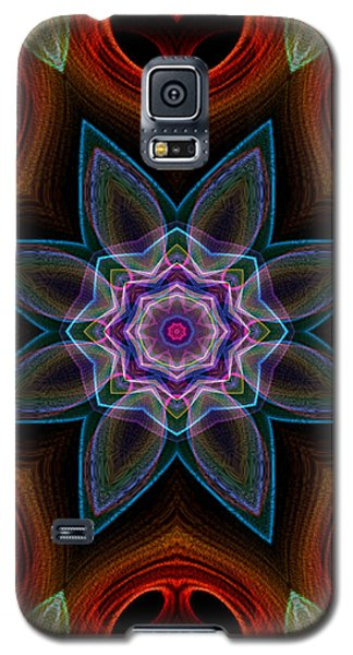 Galaxy S5 Case featuring the digital art Surround by Owlspook