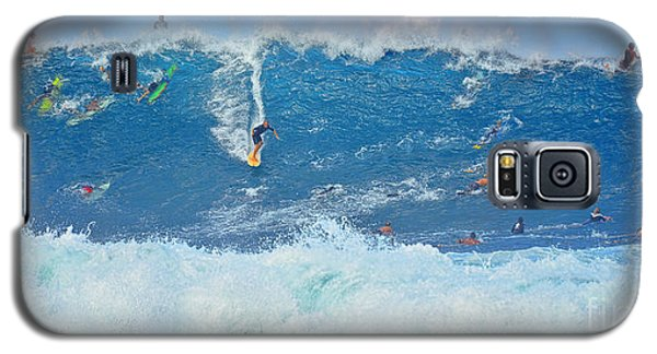 Surviving The Banzai Pipeline Galaxy S5 Case