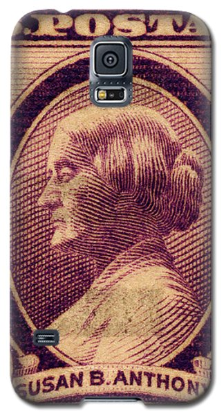 Susan B. Anthony Commemorative Postage Stamp Galaxy S5 Case