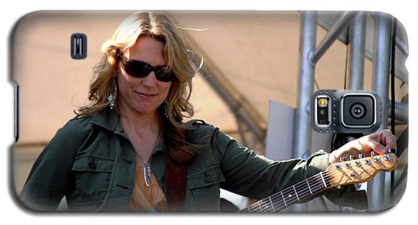 Susan Tedeschi Galaxy S5 Case by Angela Murray