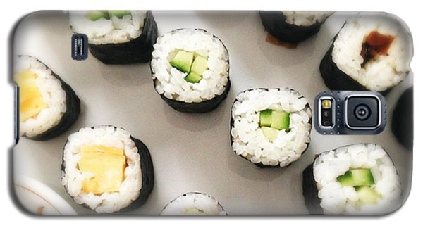Still Life Galaxy S5 Case - Sushi by Matthias Hauser