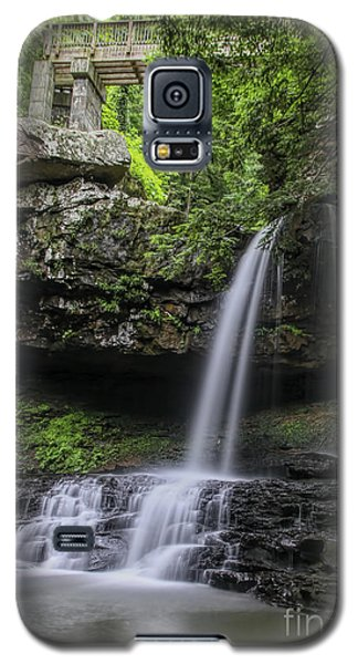 Suttons Gulch Waterfall Galaxy S5 Case