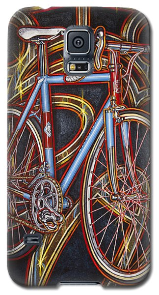 Swallow Bespoke Bicycle Galaxy S5 Case