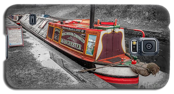 Swallow Canal Boat Galaxy S5 Case