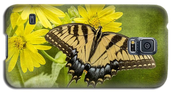 Swallowtail Galaxy S5 Case by Vicki DeVico
