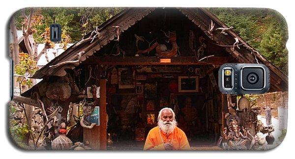 Swami Sundaranand At Tapovan Kutir 3 Galaxy S5 Case