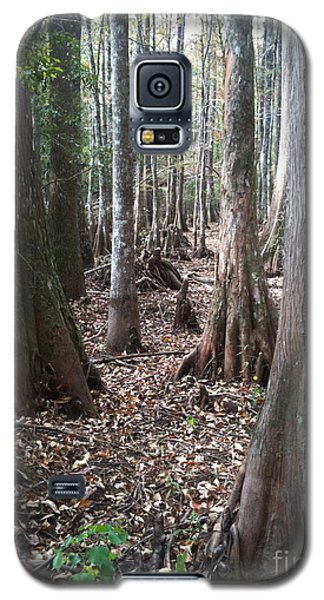 Swamp Edge Portrait Galaxy S5 Case