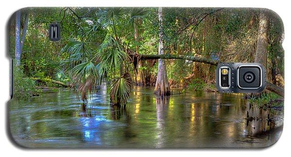 Swamp Life Galaxy S5 Case