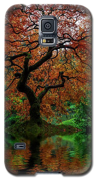 Swamped Japanese Galaxy S5 Case