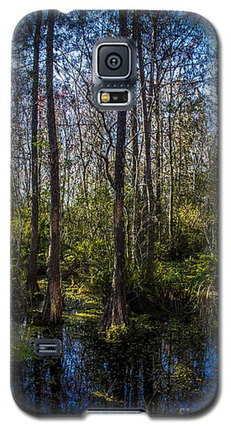 Alligator Galaxy S5 Case - Swampland by Marvin Spates