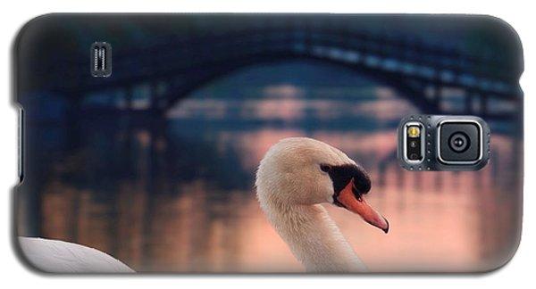 Swan Bridge Galaxy S5 Case by Henry Kowalski