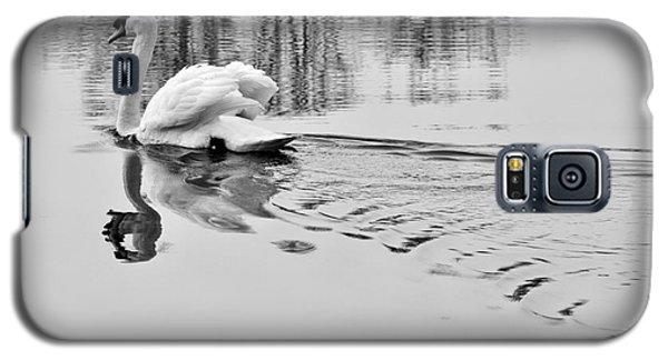 Swan Elegance Galaxy S5 Case