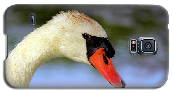Swan Head Shot Galaxy S5 Case