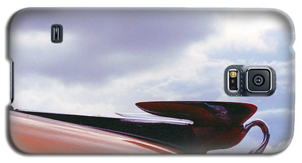Swan Hood Ornament Galaxy S5 Case