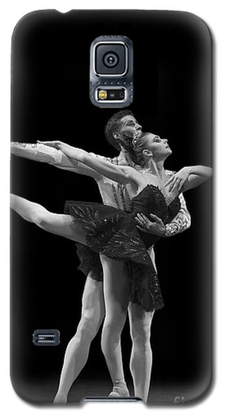 Swan Lake  Black Adagio  Russia  Galaxy S5 Case by Clare Bambers