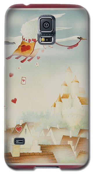 Swan Mail Galaxy S5 Case