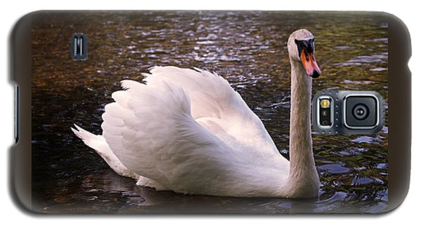Swan Pose Galaxy S5 Case