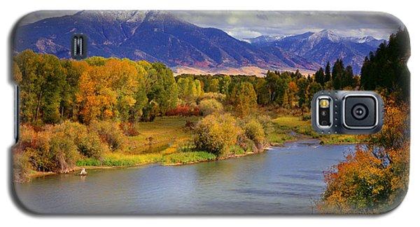 Swan Valley Autumn Galaxy S5 Case