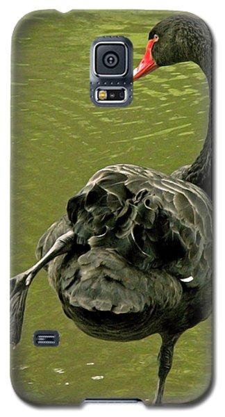 Swan Yoga Galaxy S5 Case
