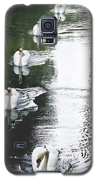 Swans Galaxy S5 Case