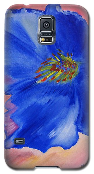 Galaxy S5 Case featuring the painting Sway by Meryl Goudey