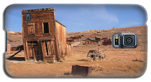 Swazey Hotel Bodie Ghost Town Galaxy S5 Case