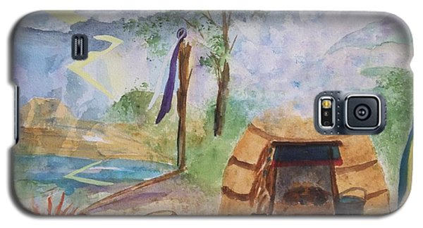 Sweat Lodge Galaxy S5 Case