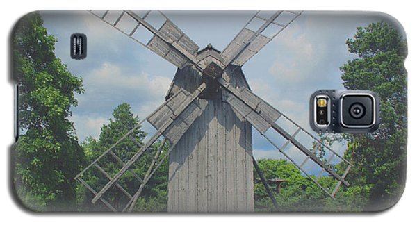 Galaxy S5 Case featuring the photograph Swedish Old Mill by Sergey Lukashin