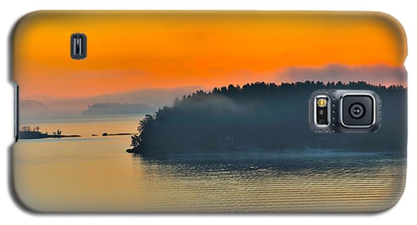 Swedish Sunrise Galaxy S5 Case by Marianne Campolongo