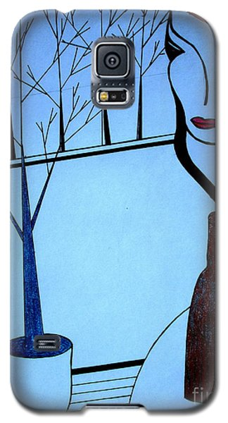Swedish Winter Galaxy S5 Case