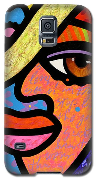 Sweet City Woman Galaxy S5 Case