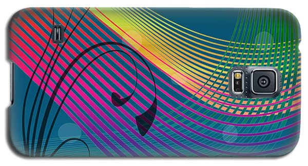 Sweet Dreams Abstract Galaxy S5 Case