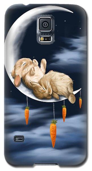 Sweet Dreams Galaxy S5 Case by Veronica Minozzi