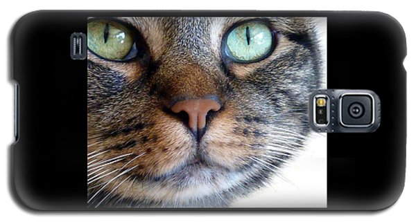 Sweet Green Eyes Galaxy S5 Case
