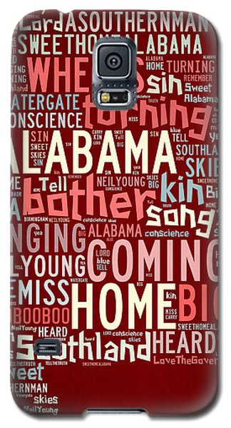 Sweet Home Alabama 4 Galaxy S5 Case