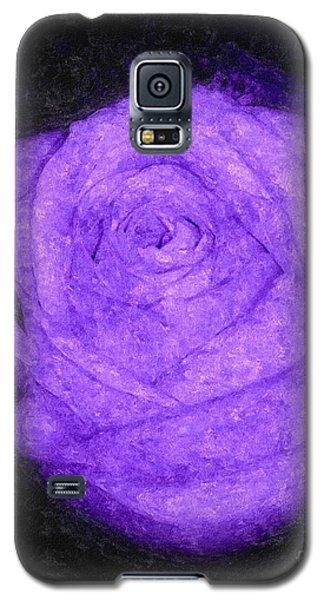 Sweet Lavender Rose Galaxy S5 Case