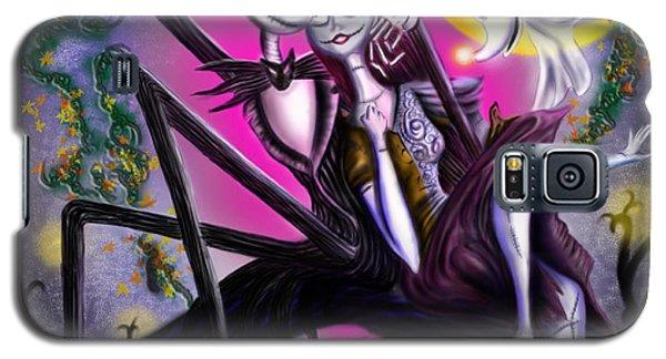 Sweet Loving Dreams In Halloween Night Galaxy S5 Case by Alessandro Della Pietra