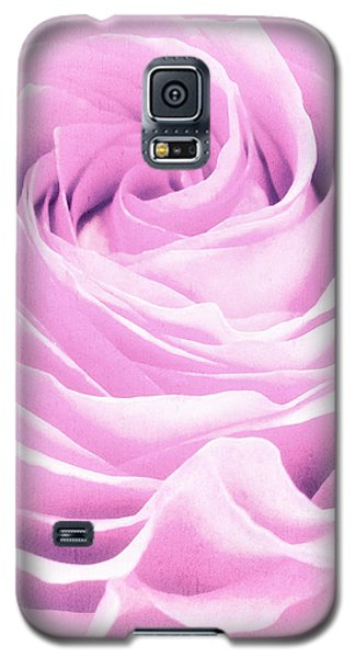 Sweet Pastel Rose Galaxy S5 Case