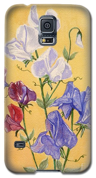 Sweet Peas Galaxy S5 Case