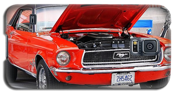 Galaxy S5 Case featuring the photograph Sweet Stang... by Al Fritz